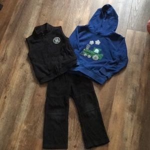 Boys Gymboree outfit